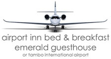 OR Tambo airport accommodation Johannesburg